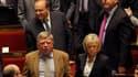 """Le ministre français de l'Economie a accusé mardi les socialistes d'avoir pris le pouvoir """"par effraction"""" en 1997, provoquant de vives réactions sur les bancs de la gauche, au point d'entraîner une suspension de séance. /Photo prise le 8 novembre 2011/RE"""