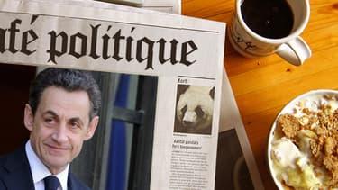"""Nicolas Sarkozy distille avec soin ses """"cartes postales""""... En attendant le grand retour?"""