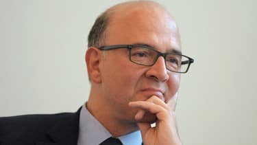 Pierre Moscovici a calmé le jeu, sur l'éventuel allongement de vie des centrales nucléaires françaises.