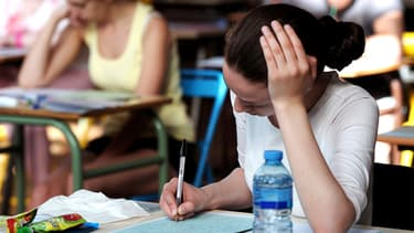 Une classe strasbourgeoise planche sur l'épreuve de philosophie du bac 2013.