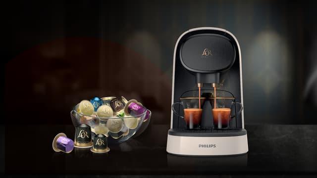 Bon plan : Une machine à café L'OR Barista® d'une valeur de 179,99€ offerte avec l'abonnement L'OR