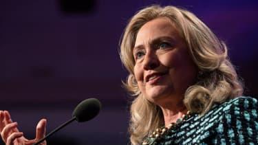 Hillary Clinton facture entre 200.000 à 300.000 dollars l'intervention à l'université.