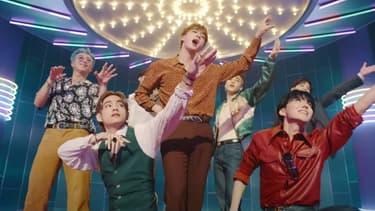 """Le clip """"Dynamite"""" de BTS"""