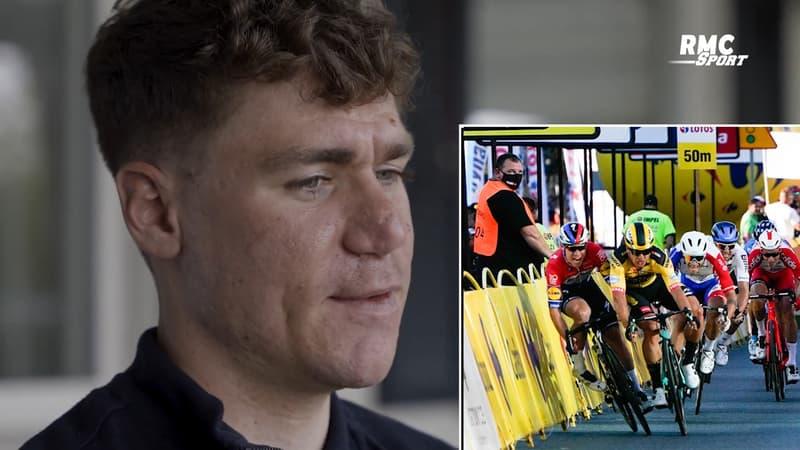 """Tour de Turquie : Malgré la """"peur"""", Jakobsen veut """"le faire"""""""