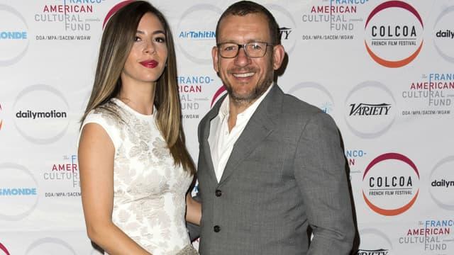 Dany Boon et sa femme Yael Boon