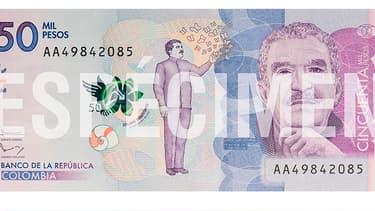 De nouveaux billets sont en circulation en Colombie.