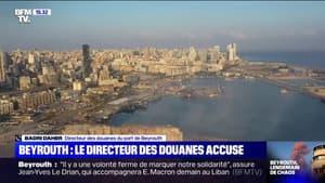 Beyrouth: le nitrate d'ammonium a été saisi en 2014 à bord d'un navire géorgien, selon le directeur des douanes de Beyrouth sur BFMTV