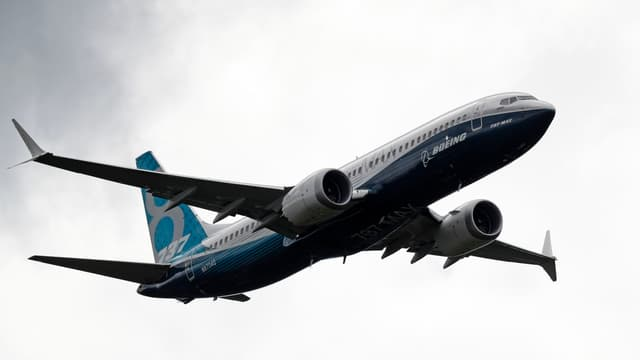 L'actuel 737-Max de Boeing