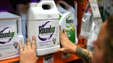 Le glyphosate est un des principes actifs du Roundup. (Photo d'illustration)