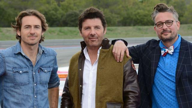 Découvrez le 1er teaser vidéo de la saison 3 de Top Gear France, diffusée à partir du 21 décembre sur RMC Découverte.