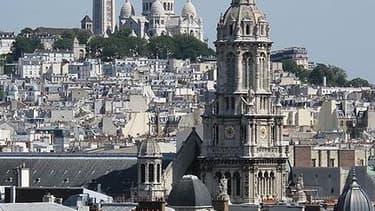A Paris, les prix reculent encore au deuxième trimestre mais le point bas a été dépassé.