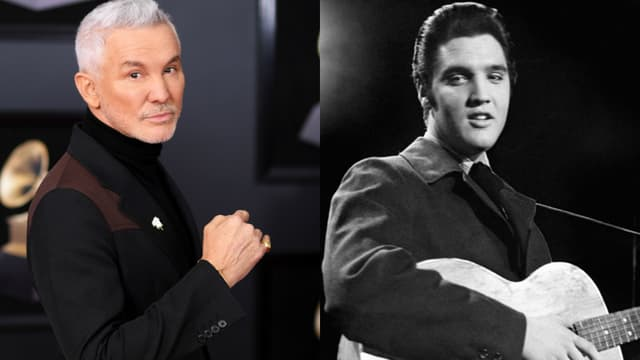 Baz Lurhmann et Elvis Presley