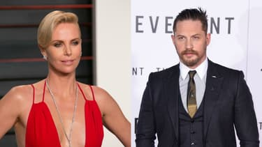 Charlize Theron et Tom Hardy