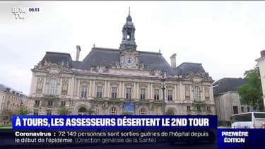 Municipales: à Tours, un quart des bureaux de vote manque de volontaires pour le second tour