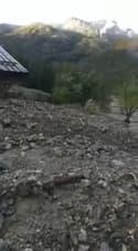 Catastrophe à casterino (au dessus de tende et Breil-sur-Roya) - Témoins BFMTV