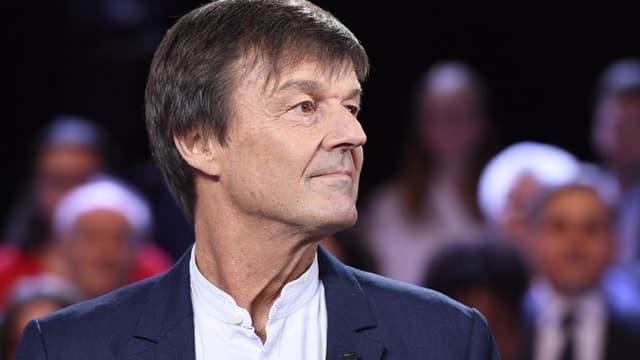 Nicolas Hulot ce jeudi soir sur France 2.