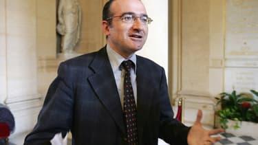 Hervé Mariton, député UMP, combat sur tous les fronts