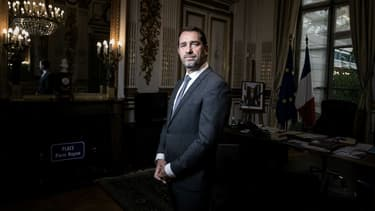 Christophe Castaner le 13 novembre 2017.
