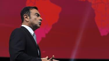 Carlos Ghosn ne lâchera finalement pas la direction générale de Renault en juin.