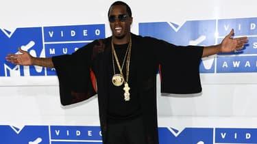 Le rappeur Diddy en août 2016