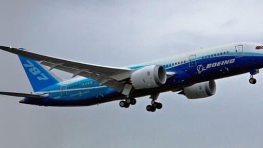 Les Boeing 787 ont été cloués au sol une partie de l'année après deux incidents coup sur coup sur les modèles vendus à Japan Airlines en janvier 2013.