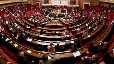 Les députés débattent actuellement de la réforme pénale de la ministre Christiane Taubira.