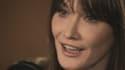 """Carla Bruni dément toute allusion à François Hollande dans sa chanson """"Le Pingouin""""."""