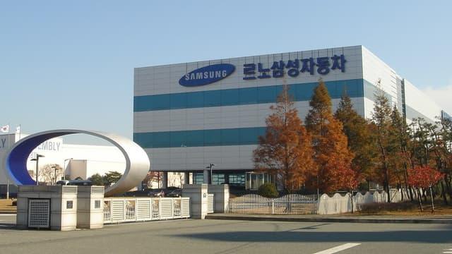 L'usine de Renault Samsung Motors en Corée du Sud dégraisse pour baisser sa production.