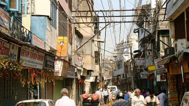 Le réseau électrique vétuste de l'Inde a connu sa plus grande panne depuis dix ans.