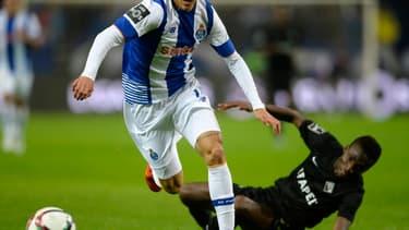 Portugal Telecom (qui appartient à Altice) détient désormais les droits du FC Porto (ici Cristian Tello).