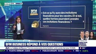 BFM Business avec vous : Y a-t-il des incitations financières pour se faire vacciner en Europe ? - 14/05