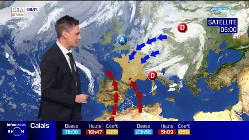 Météo dans le Pas-de-Calais: des éclaircies sur le littoral ce samedi