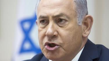 Le Premier ministre israélien, Benyamin Netanyahou. (Photo d'illustration)
