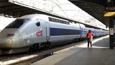 Le TGV a vu sa rentabilité chuter.