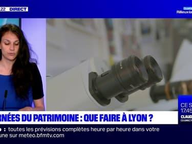 Journées du patrimoine : que faire à Lyon ?