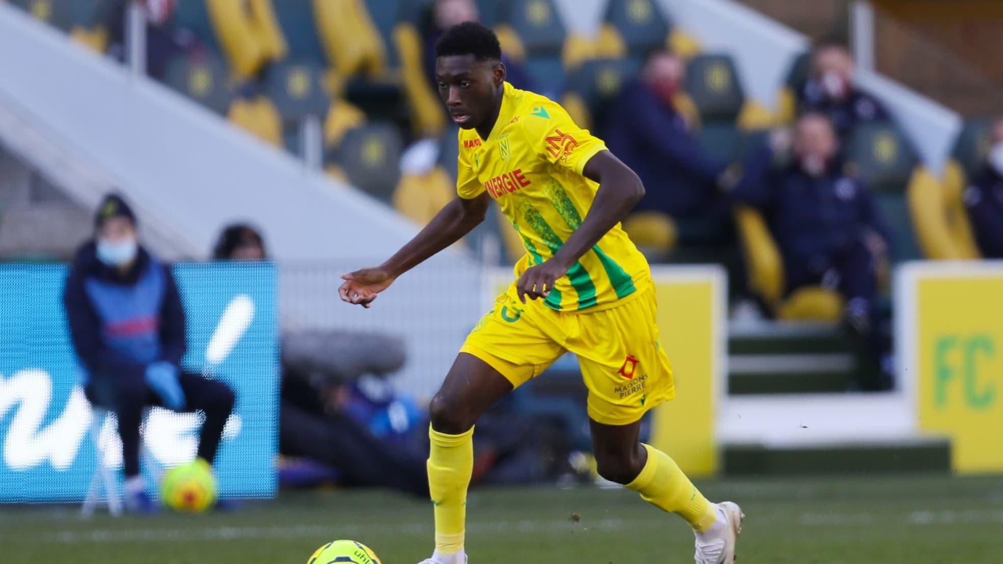 Nantes: Kolo Muani ne comprend pas la comparaison avec Mbappé