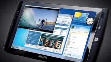 Archos s'éloigne de son secteur des tablettes low-cost pour se lancer dans la téléphonie.
