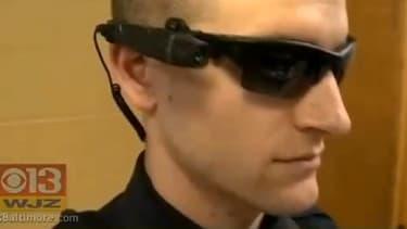La ville de Laurel, Maryland, prévoit d'équiper ses forces de l'ordre de petites caméras intégrées à des lunettes de soleil afin de filmer leurs interventions.