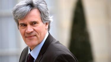 Stéphane Le Foll, le 4 avril.