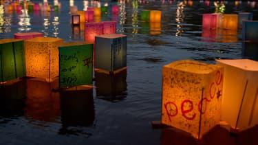 Le Japon a commémoré le 69e anniversaire du bombardement d'Hiroshima.