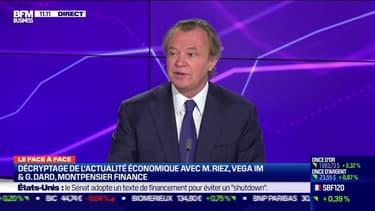 Guillaume Dard VS Marc Riez : Quels sont les impacts des débats américains sur les marchés  ? - 01/10