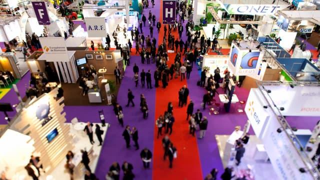 65 000 visiteurs professionnels sont attendus à Pollutec 2014 à Lyon Eurexpo du 2 au 5 décembre.