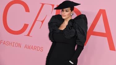 Le mannequin Ashley Graham à New York en juin 2019