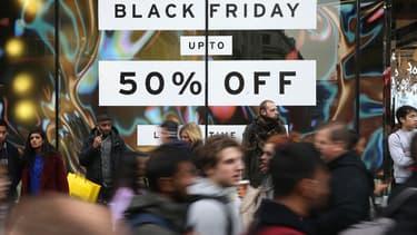 Aux États-Unis, les ventes en ligne du Black Friday ont généré 17,9% de chiffres d'affaires de plus qu'en 2016. (image d'illustration)