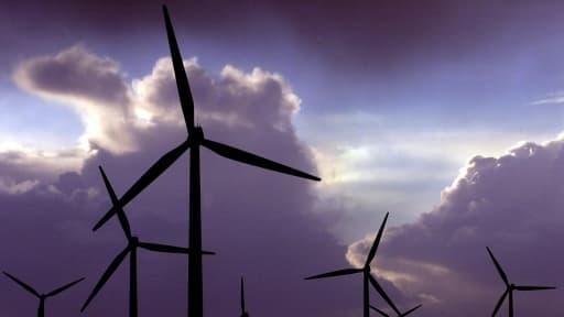GDF Suez et Areva candidatent pour de l'éolien offshore