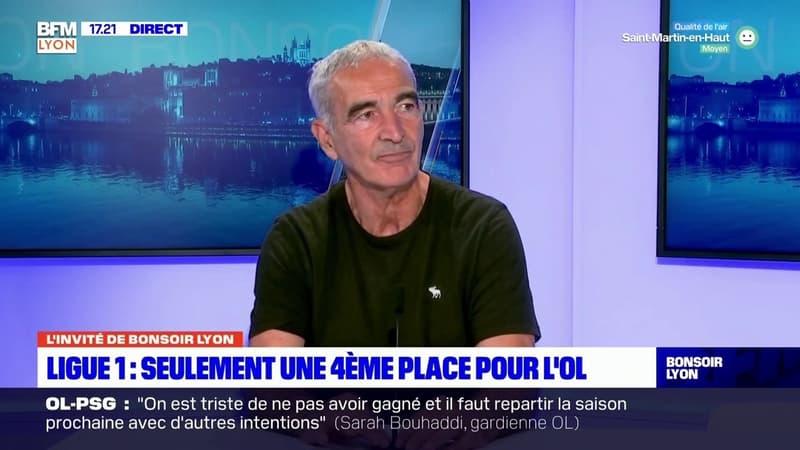 OL: Raymond Domenech ne