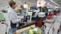 Une caisse automatique de supermarché à Rennes, en 2008 (photo d'illustration).