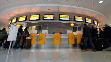Lufthansa a instauré une taxe de 16 francs suisses.