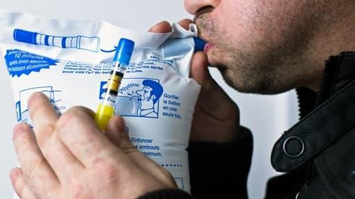 L'alcool est responsable de 40% des accidents de la route des 18-25 ans.