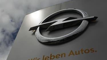 GM pourrait se séparer d'Opel